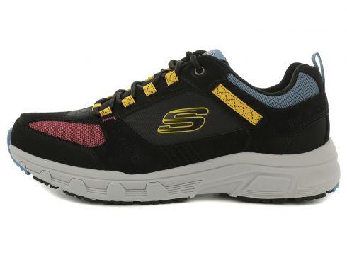 Skechers Oak Canyon Erkek Günlük Ayakkabı Siyah(68353633)