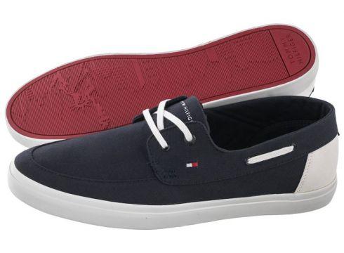 Półbuty Seasonal Core Boat Shoe Sneaker FM0FM02760-DW5 Desert Sky (TH131-a)(116224937)
