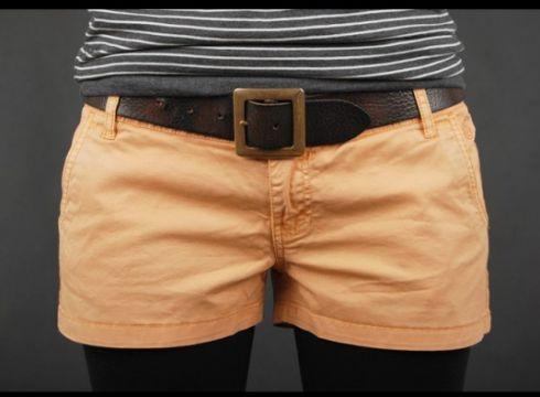 Element Shorts Stemsi Light Orange Gr. 27(97075550)