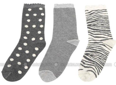 Multi - Socks - DeFacto(110325623)