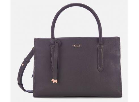 Radley Women\'s Arlington Court Medium Multiway Grab Bag - Charcoal(67203843)