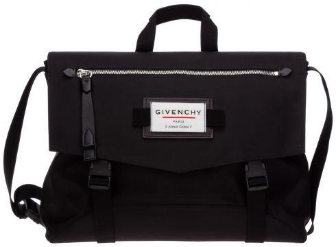 Men's nylon cross-body messenger shoulder bag downtown(118300509)