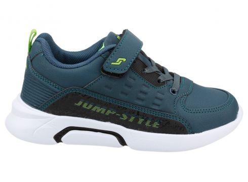 Chaussures Pour Garçon Jump Vert(102888074)