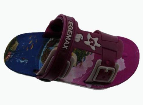 Relax Lastikli Kız Çocuk Terlik Sandalet(116985444)