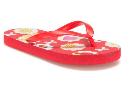Kinetix A1292008 Kırmızı Beyaz Kız Çocuk Marina / Deniz - FLO Ayakkabı(65184352)