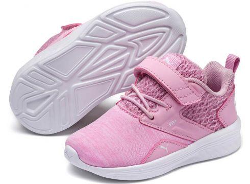 Puma Comet V Inf Beyaz Pembe Kız Çocuk Sneaker Ayakkabı - FLO Ayakkabı(70177846)