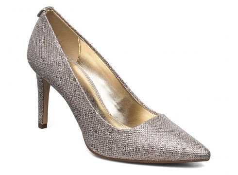 Dorothy Flex Pump Shoes Heels Pumps Classic Gold MICHAEL KORS SHOES(116951296)