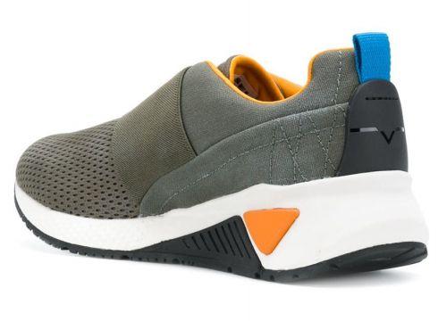 Diesel S-KB Elastic sneakers - Vert(76536680)