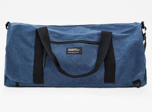Niebieska torba z uchwytami(53063765)