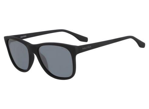 Nautica Siyah Nautica Erkek Siyah Oval Güneş Gözlüğü(50740736)