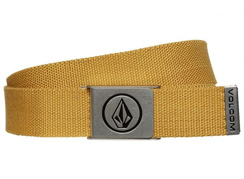 Volcom Circle Web Belt geel(114067162)