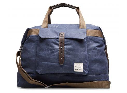 Weekender Bag Bags Weekend & Gym Bags Blau LYLE & SCOTT(114166068)