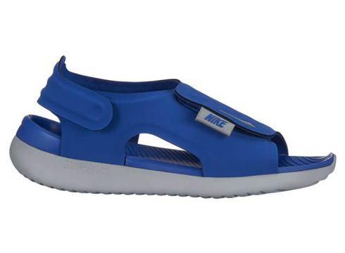Nike Sunray Adjust 5 (gs) Kırmızı Kız Çocuk Terlik - FLO Ayakkabı(69095328)