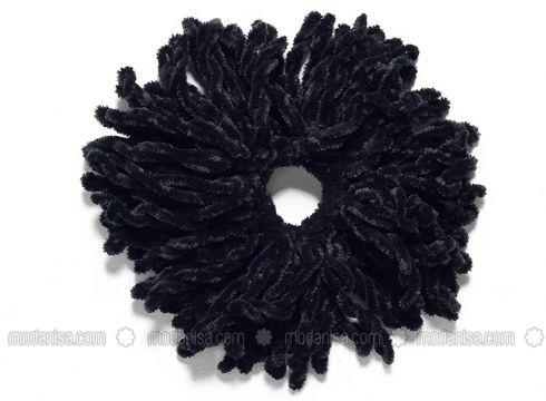 Black - Scarf Accessory - Mervin Şal(100917597)