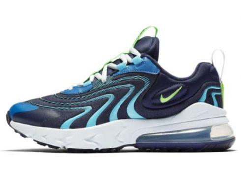Nike Air Max 270 React ENG Genç Çocuk Ayakkabısı(117385249)