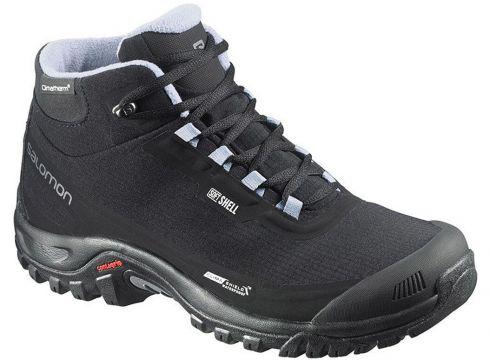 Salomon Shelter Cs Wp Siyah Kadın Bot - FLO Ayakkabı(89490913)