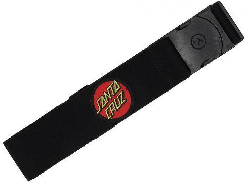Arcade Belts X Santa Cruz Collab Rambler Belt zwart(105035409)