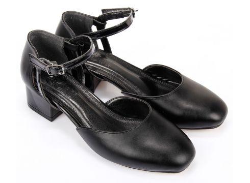 G.Ö.N Siyah Kadın Casual Ayakkabı(110955737)
