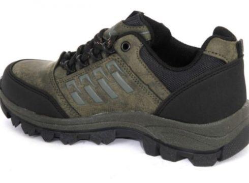 Step Kısa Haki Unisex Trekking Ayakkabı(105194456)