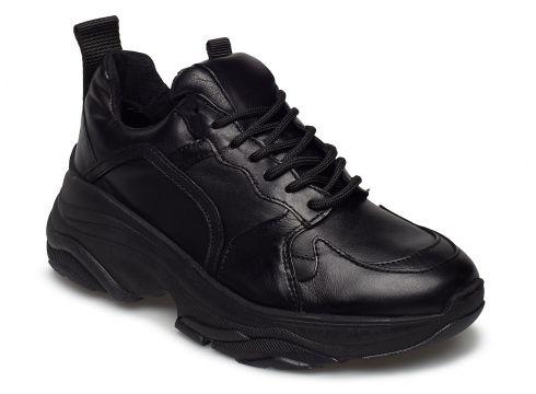 Mynthe Leather Niedrige Sneaker Schwarz PAVEMENT(89135126)