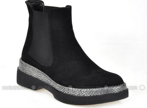 Black - Boot - Boots - Vizon(110330337)