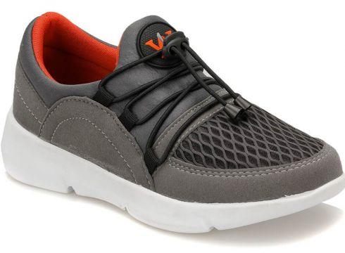 Superfit 2-00294-44 Bk Gri Fuşya Kız Çocuk Sandalet - FLO Ayakkabı(50739866)