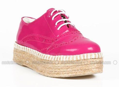 Fuchsia - Flat - Flat Shoes - ROVIGO(110316319)