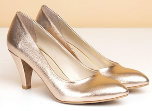 Pierre Cardin Pc-50178 Kadın Topuklu Ayakkabı-rose(113622492)