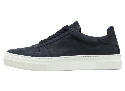 SELECTED Leder Sneakers Herren Schwarz(95385859)