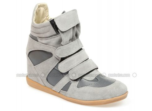 Gray - Boot - Boots - Sitill(100923489)