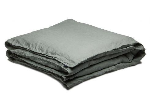 Quilt Cover Washed Linen Home Bedroom Bedding Duvetcovers Blau GRIPSHOLM(97117342)