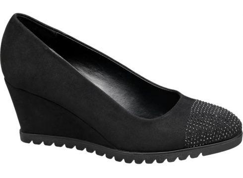 Graceland 1160381 Kadın Dolgu Topuk Ayakkabı(92505613)