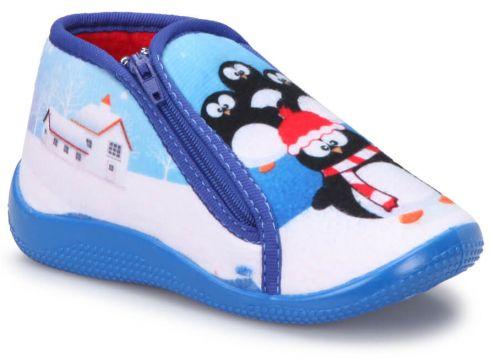 GİGİ 90237 P Mavi Unisex Çocuk Panduf - FLO Ayakkabı(50734253)