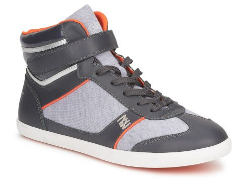 Hoge Sneakers Dorotennis MONTANTE LACETS VELCRO(65823061)