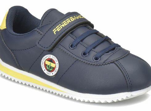 FB KINTO FB Lacivert Sarı Erkek Çocuk Sneaker - FLO Ayakkabı(89487489)