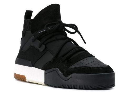 Adidas Originals By Alexander Wang baskets montantes AW BBall - Noir(65499679)