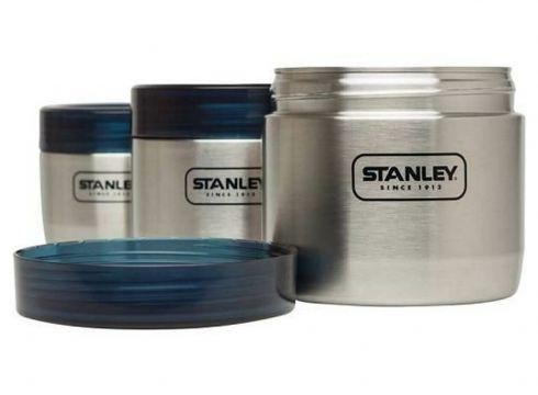 Stanley Adventure Yemek Seti (Çelik Üçlü Set) - FLO Ayakkabı(89491995)