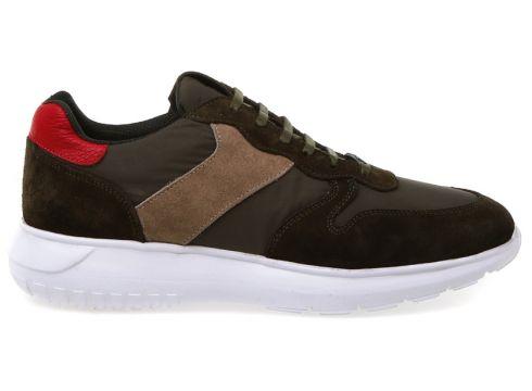 Aeropostale Deri Sneaker(113978851)