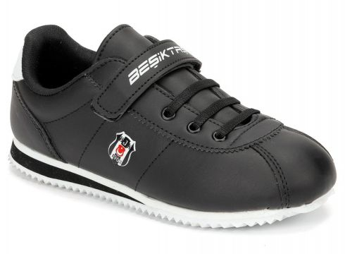 BJK KINTO BJK Siyah Beyaz Erkek Çocuk Sneaker - FLO Ayakkabı(68384920)