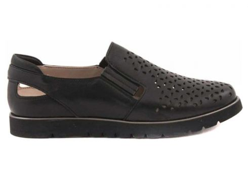 Tanca Siyah Kadın Casual Ayakkabı(110973466)