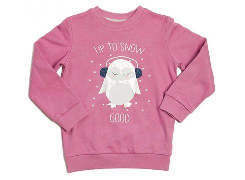 Sweatshirts Pour Fille Wonder Kids Lilas(102887558)