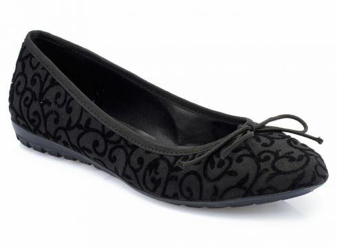 Polaris 82.312024.z Siyah Kadın Babet - FLO Ayakkabı(84434895)