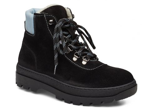 Hiker Boot 6724 Shoes Boots Ankle Boots Ankle Boots Flat Heel Schwarz SAMSØE SAMSØE(114159362)