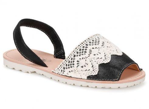 Art Bella Cs18138 Siyah Kadın Sandalet - FLO Ayakkabı(59492887)