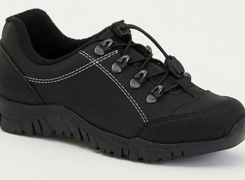 DeFacto Erkek Çocuk Bağcıklı Trekking Ayakkabısı(101209039)